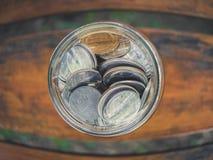 Dinero del ahorro fotos de archivo libres de regalías