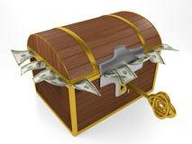 Dinero del ahorro ilustración del vector