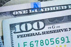 Dinero del dólar Imagen de archivo libre de regalías