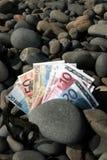 Dinero del día de fiesta Fotografía de archivo