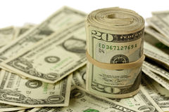 Dinero del dinero del dinero Fotos de archivo