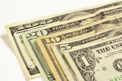 Dinero del efectivo Imagenes de archivo