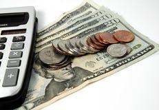 Dinero del efectivo Fotos de archivo