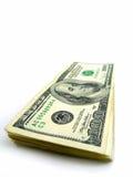 Dinero del efectivo Foto de archivo libre de regalías