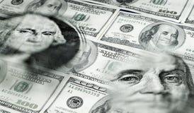 Dinero del efectivo Imagen de archivo libre de regalías