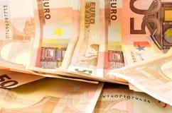 Dinero, dinero, dinero Fotografía de archivo libre de regalías