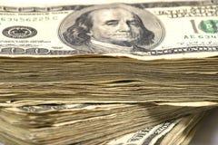 Dinero, dinero, dinero Fotografía de archivo