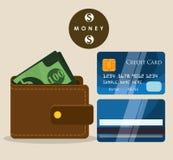 Dinero e inversión Imágenes de archivo libres de regalías