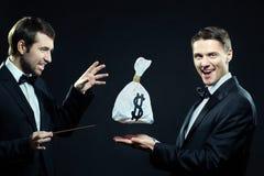 Dinero efímero foto de archivo libre de regalías