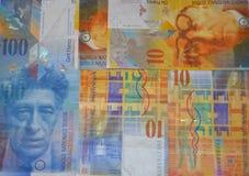 Dinero, efectivo, fondo de la moneda Fotografía de archivo