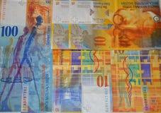 Dinero, efectivo, fondo de la moneda Imagenes de archivo