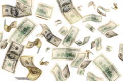Dinero en circulación Imagen de archivo