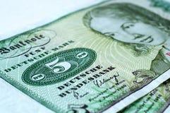 Dinero en circulación Imagenes de archivo