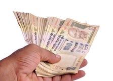 Dinero en circulación Fotos de archivo