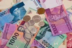 Dinero en circulación asiático