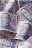 Dinero en circulación checo foto de archivo libre de regalías
