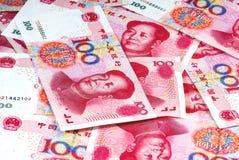 Dinero en circulación de China