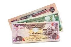 Dinero en circulación de los UAE