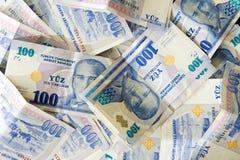 Dinero en circulación del mundo Imágenes de archivo libres de regalías