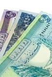 Dinero en circulación iraquí Fotos de archivo libres de regalías