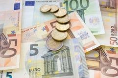 Dinero europeo 24 Foto de archivo