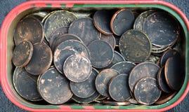 Dinero negro Fotos de archivo