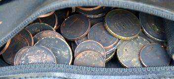 Dinero negro Imagenes de archivo