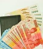 Dinero para el recorrido. Foto de archivo libre de regalías