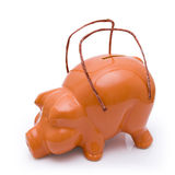 Dinero para las compras Foto de archivo libre de regalías