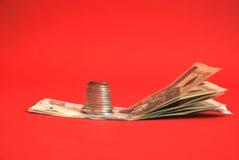 Dinero polaco fotografía de archivo libre de regalías