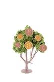 Dinero que crece en árbol Foto de archivo libre de regalías