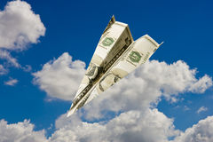 Dinero rápido Imagen de archivo