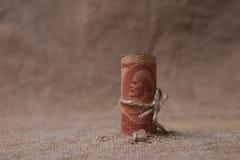 Dinero soviético viejo Imagenes de archivo