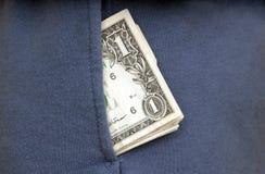 Dinero suelto Imagen de archivo