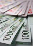 Dinero, tarjeta y casino Imagenes de archivo