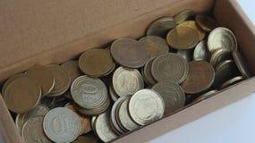 Dinero turco Imagen de archivo