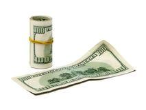 Dinero - USD Foto de archivo