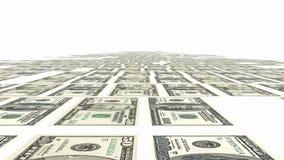 Dinero - USD ilustración del vector