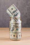 Dinero - USD Imagen de archivo libre de regalías