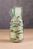 Dinero - USD Fotos de archivo
