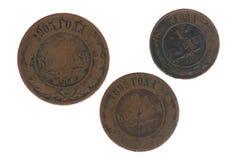 Dinero viejo. Foto de archivo libre de regalías