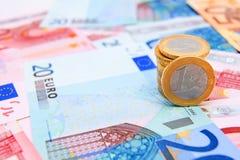 Dinero y finanzas. imágenes de archivo libres de regalías