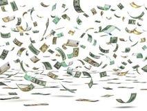 Dineros del vuelo Imagen de archivo