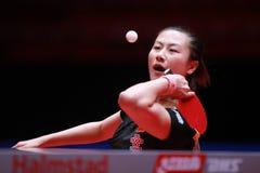 DING Ning dalla Cina sul servire Fotografia Stock