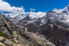 Dingboche, Népal photo stock