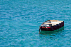 dinghy Fotografia Stock