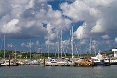 dingle λιμάνι Στοκ Φωτογραφίες