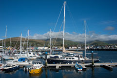 Dingle bay harbour Royalty Free Stock Image