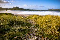 Dingle Beach. Kerry county, Ireland Stock Photos