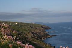 Dingle on the Coast of ireland. The Dingle Penimsula on the Coast of ireland Stock Photos